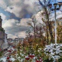 А осень шла и шла... до беспредела! :: Ирина Данилова