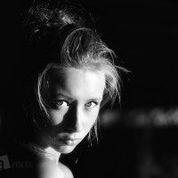 Портрет молодой девушки :: Сергей Арямов
