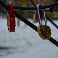 Когда люди любят друг друга, но не могут ужиться, это страшная трагедия. :: Света Кондрашова