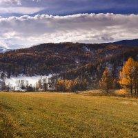 Чудеса, это осень в горах 2 :: Сергей Жуков