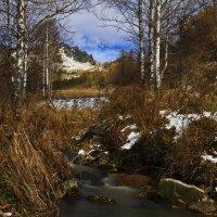 Чудеса, это осень в горах 4 :: Сергей Жуков