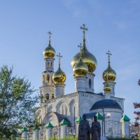Храмы России 1 :: Сергей Щербаков