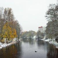 Снег в октябре 15 :: Виталий