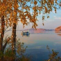 Осенняя прогулка :: vladimir Bormotov