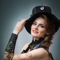 Steampunk :: Sasha Bobkov