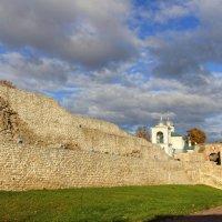 Изборская крепость :: Константин