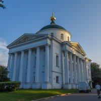 Ильинско-Тихоновская церковь :: Сергей Цветков