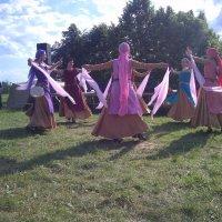 Средневековый танец.2 :: Дмитрий Гринкевич