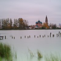 с. Великое, черный пруд :: Buba-1_2M Исаков