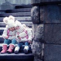 сестренки* :: Александра Домнина