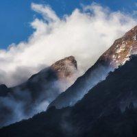 Гималаи,Непал...(из архива)... :: Александр Вивчарик
