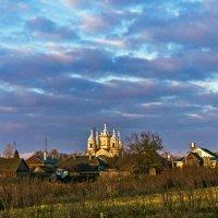 Богоявленский храм в с.Пахотный Угол на Тамбовщине. :: Александр Тулупов