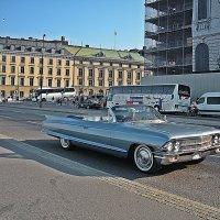 Стокгольмская красотка . :: Виталий Селиванов