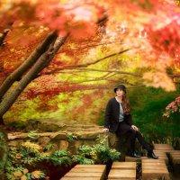 Яркие краски осени :: Анастасия Яманэ
