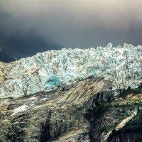 Край ледника :: Oleg