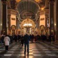В Казанском соборе :: Валентин Яруллин