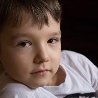 Детский портрет :: Мария Собко