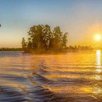 Дорожки волны и солнца. :: Фёдор. Лашков