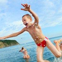 НАДводная часть летних приключений:) :: Дарья Казбанова