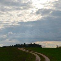 Дорога в облака :: евген03 Левкович