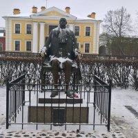 Снежное утро :: Митя Дмитрий Митя