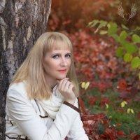 Тёплой осенью... :: Райская птица Бородина