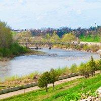 Река Белая :: Виктор Киричек