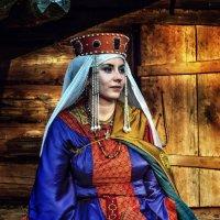 Ещё одна средневековая принцесса... :: Noregr