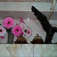 Под самым потолком на кухне :: Нина Корешкова