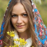 Осенние цветы :: Елена Нор