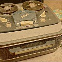 Магнитофон из детства :: Кай-8 (Ярослав) Забелин