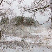 Опять зима :: Николай Андреев