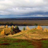 Осень в Константиново :: Владимир Самойлов