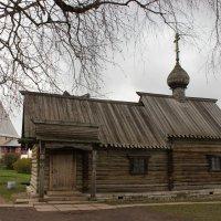Церковь святого Дмитрия Солунского :: Вера Моисеева