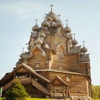 Покровская церковь :: Irina Kurzantseva