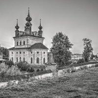 Собор Михаила Архангела в Михаило-Архангельском Юрьевском монастыре :: Константин