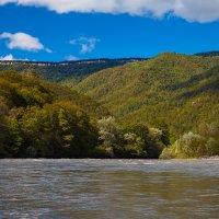 Река белая 2 :: Игорь Гарагуля