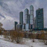 Осенняя Москва :: Алексей Соминский