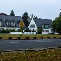 Дома вдоль Рейна :: Witalij Loewin