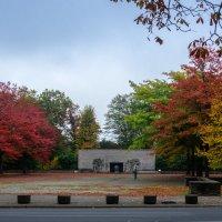 Памятник погибшим в войнах :: Witalij Loewin