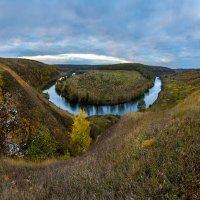 Река Красивая Меча. :: Фёдор. Лашков