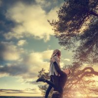 Любовь- волшебная страна...-5 :: Elena Klimova