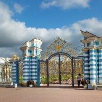 Царское Село. Золотые ворота :: Николай