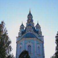 Храм-музей, Верхняя Синячиха, Свердловская область :: Валерий Павлов
