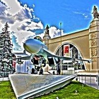 Су-27 на ВДНХ :: Александр BELENKUR