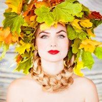 Красивая Осень! :: Алла Кочкомазова