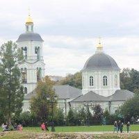 Храм иконы Божиией Матери,,Живоносный источник ,, в Царицыно :: Виталий Селиванов