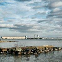 Новосибирская ГЭС :: Дмитрий Конев