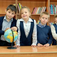 Школьные альбомы - первый раз в первый класс :: Дмитрий Конев