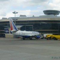 """5 ноября 1991 года первый рейс (25 лет) под именем """"Трансаэро"""" :: Alexey YakovLev"""